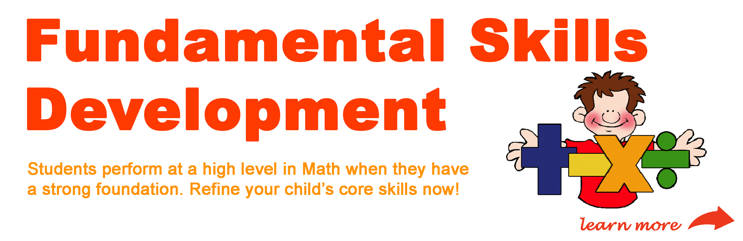 Fundamental Skills Development