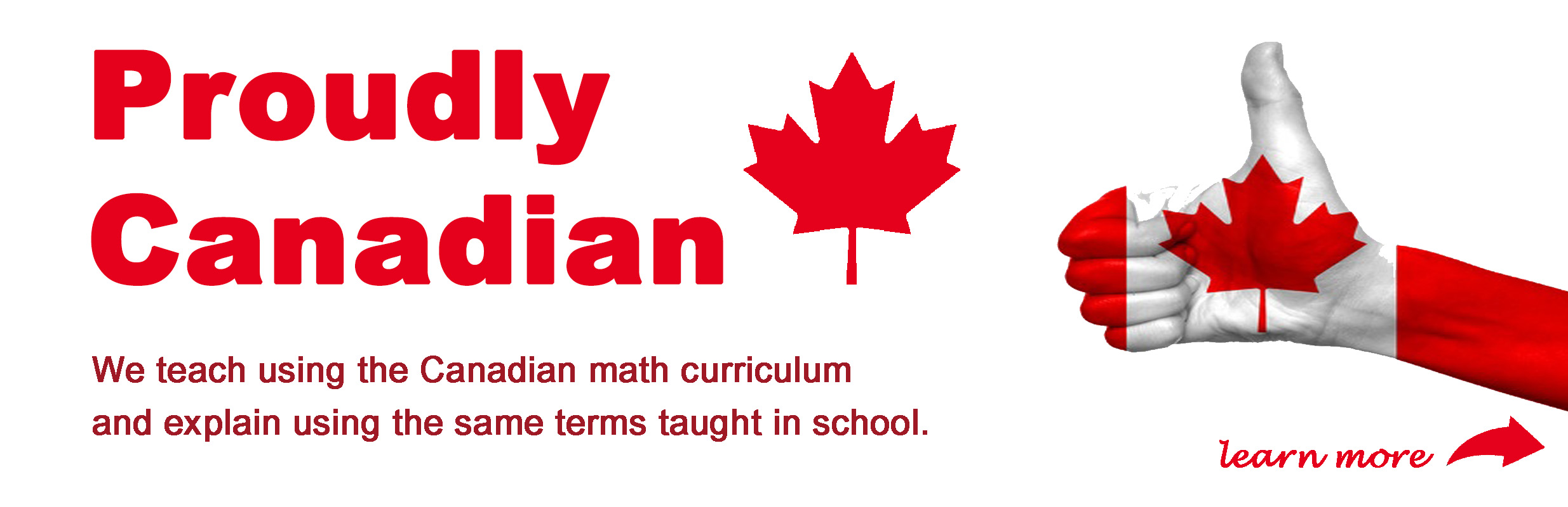 Canadian Curriculum Tutoring