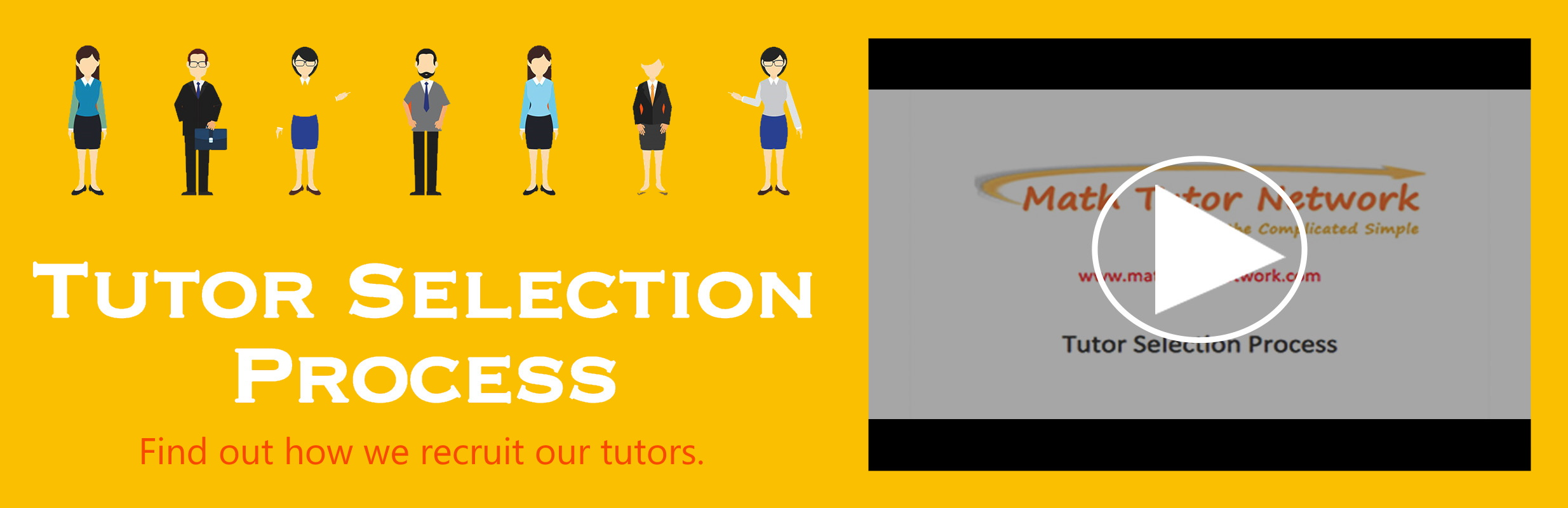 Tutor Selection Process